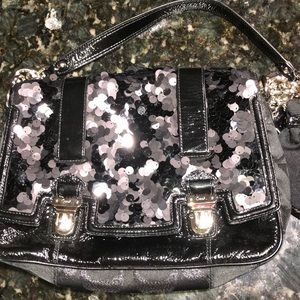 Coach poppy sequins special edition